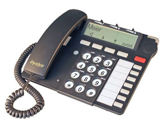Medical telephone multi-function S 510 IP Radio Ergophone