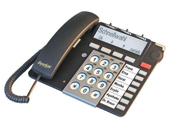 Medical telephone multi-function S 510 Ergophone