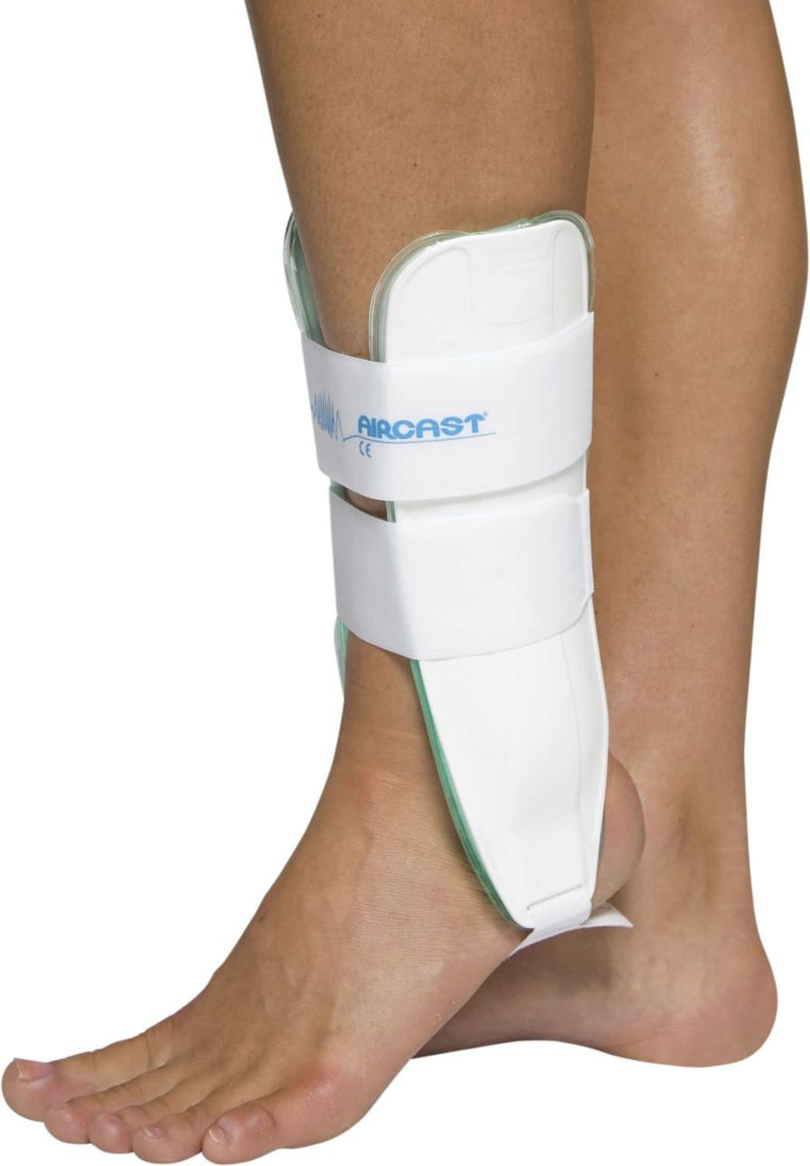 Ankle splint (orthopedic immobilization) / inflatable Air-Stirrup® Classic Aircast