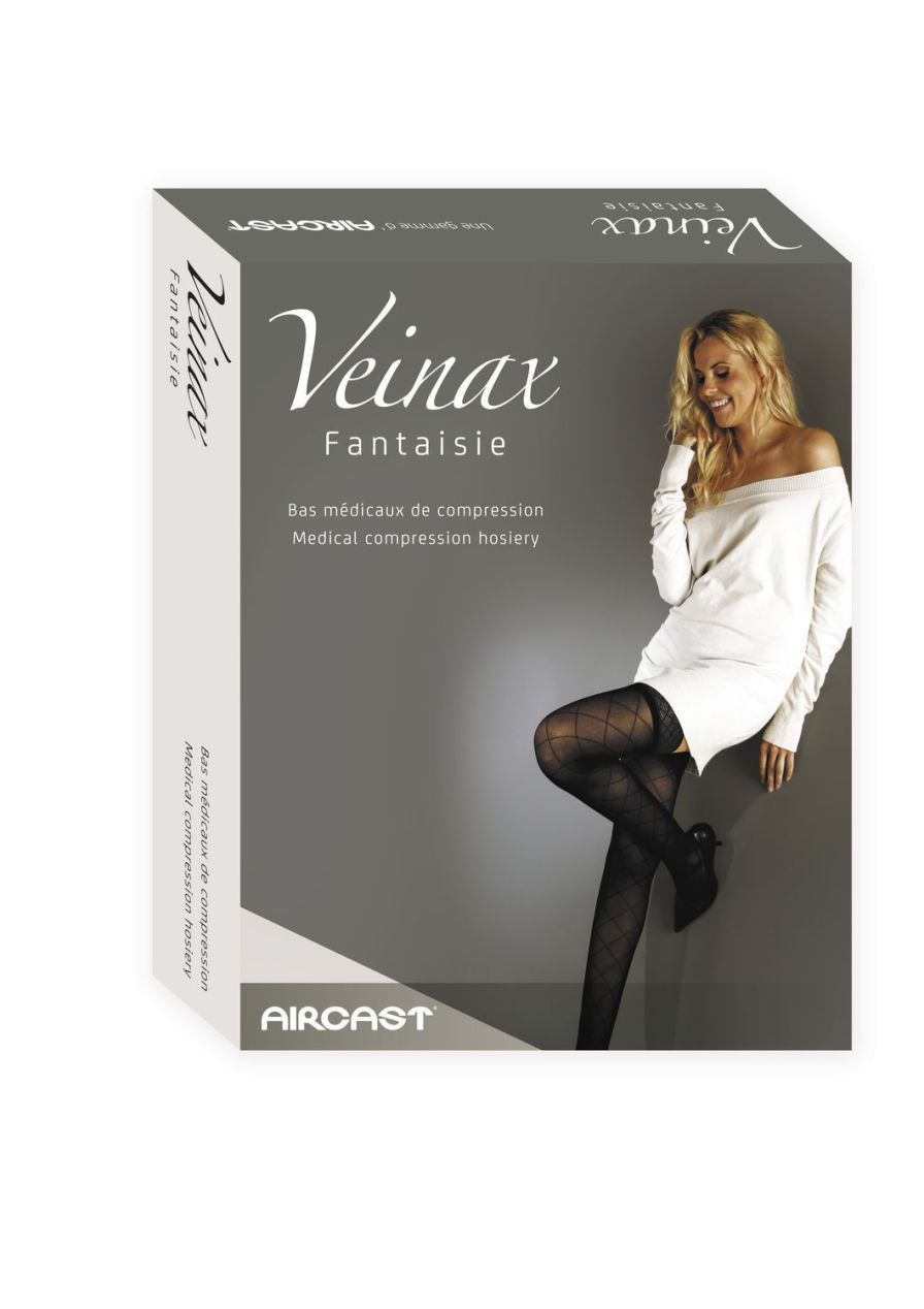 Stockings (orthopedic clothing) / compression / woman Veinax™ Compression Hosiery Aircast