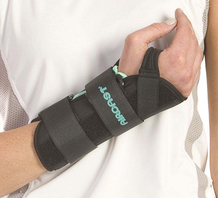Wrist splint (orthopedic immobilization) A2™ Wrist Brace Aircast
