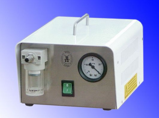 Aspirating vacuum pump / dental 4T EFFEGI BREGA