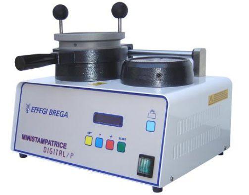 Thermoforming machine for dental laboratory POLYVALENT EFFEGI BREGA