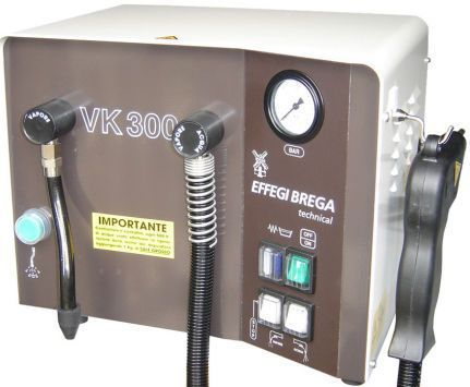 Dental laboratory steam generator VK 300 EFFEGI BREGA