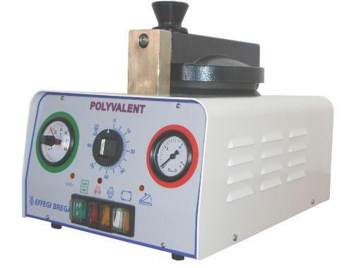 Dental laboratory polymerizer POLYVALENT DIGITAL EFFEGI BREGA