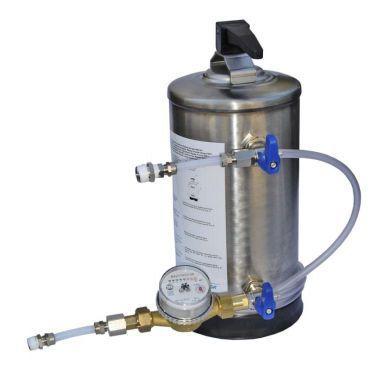 Water softener laboratory EASY EFFEGI BREGA