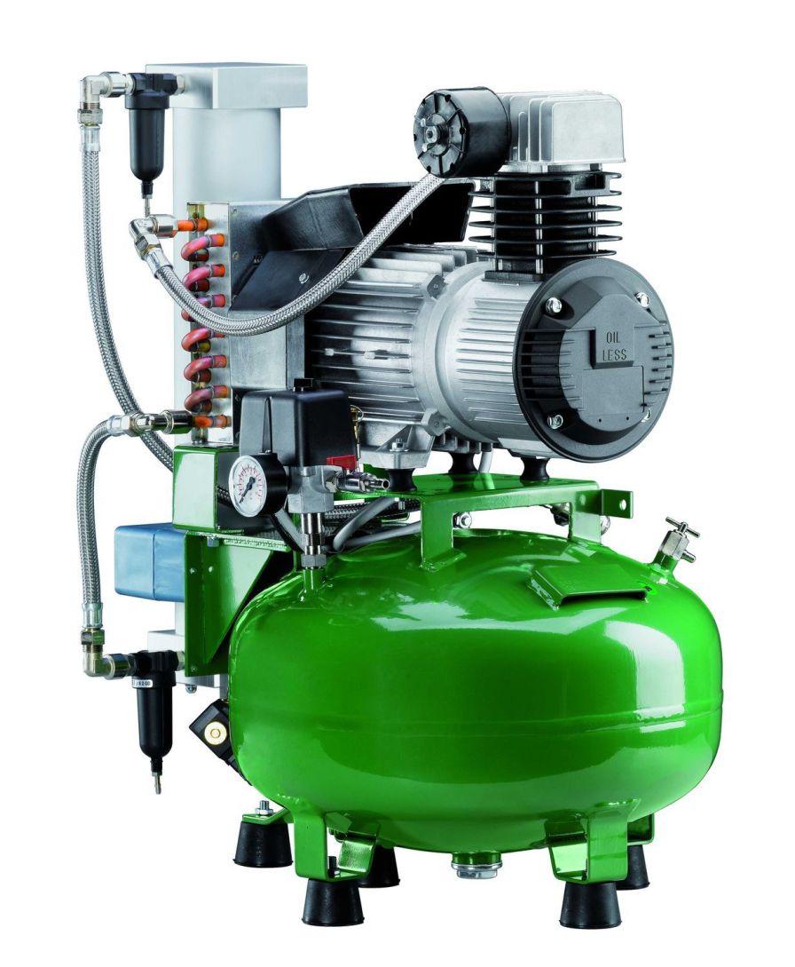 Dental unit compressor / dental KD 224D, KD 224DB DIPLOMAT DENTAL s.r.o.