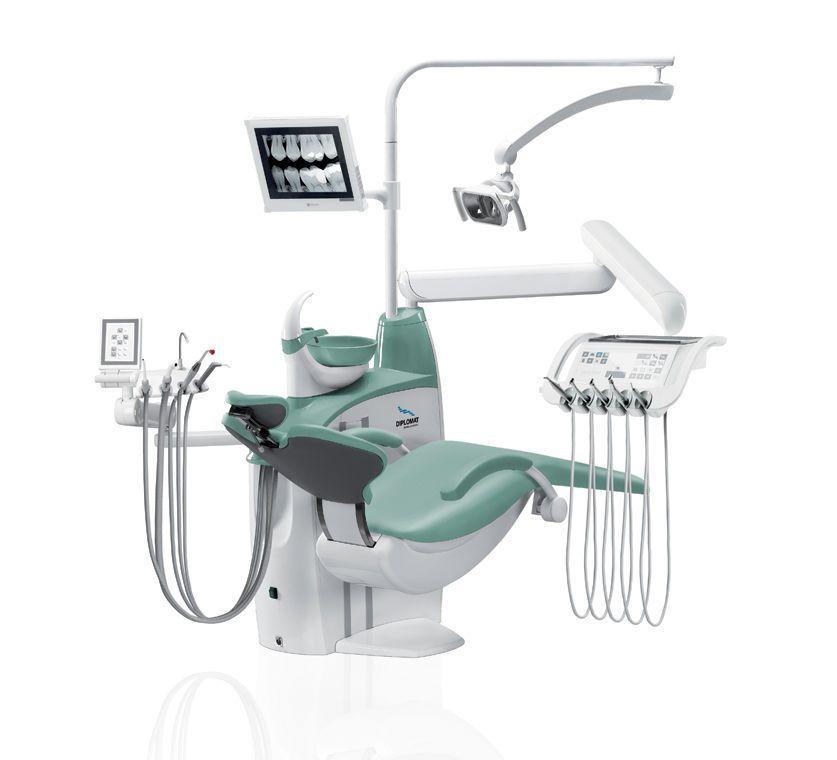 Dental unit DA280 DIPLOMAT DENTAL s.r.o.