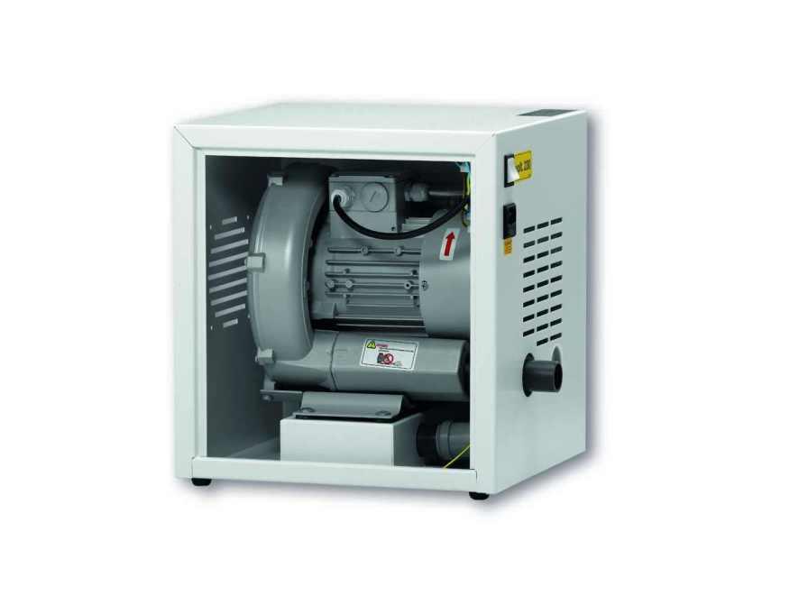 Dentist office dust suction unit KD A04B DIPLOMAT DENTAL s.r.o.