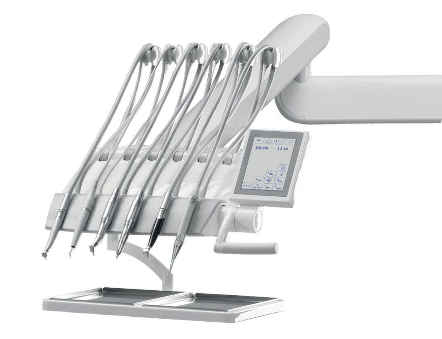 Dental unit DA370 DIPLOMAT DENTAL s.r.o.