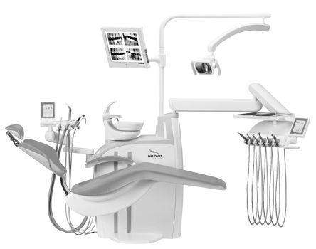 Dental unit DA380 DIPLOMAT DENTAL s.r.o.