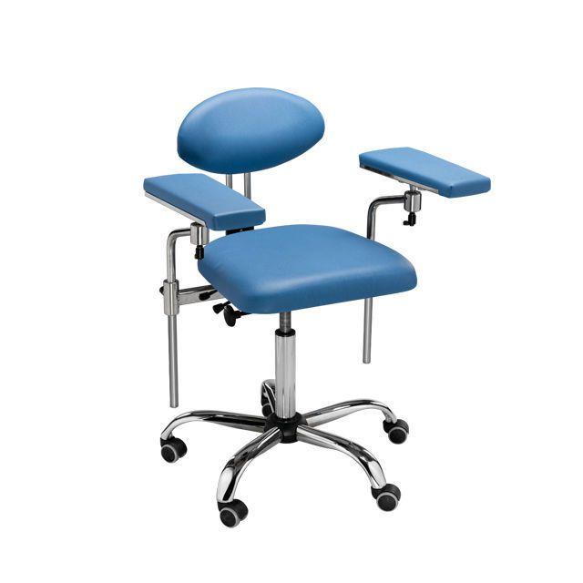 Dental stool / with backrest / with armrests D10L DIPLOMAT DENTAL s.r.o.