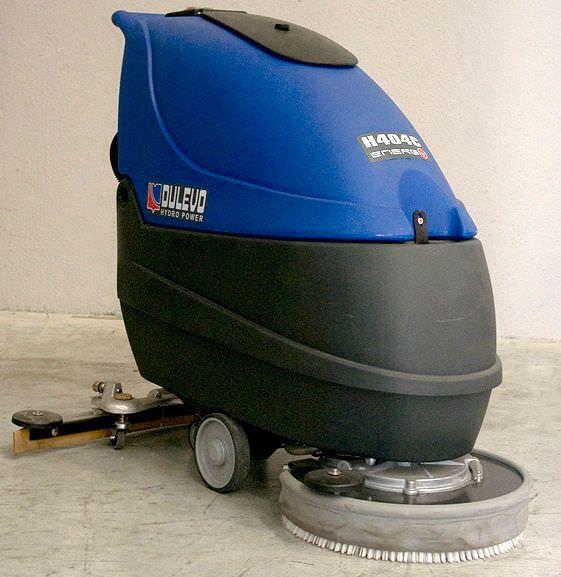 Walk-behind scrubber-dryer / for healthcare facilities Dulevo H404 Dulevo