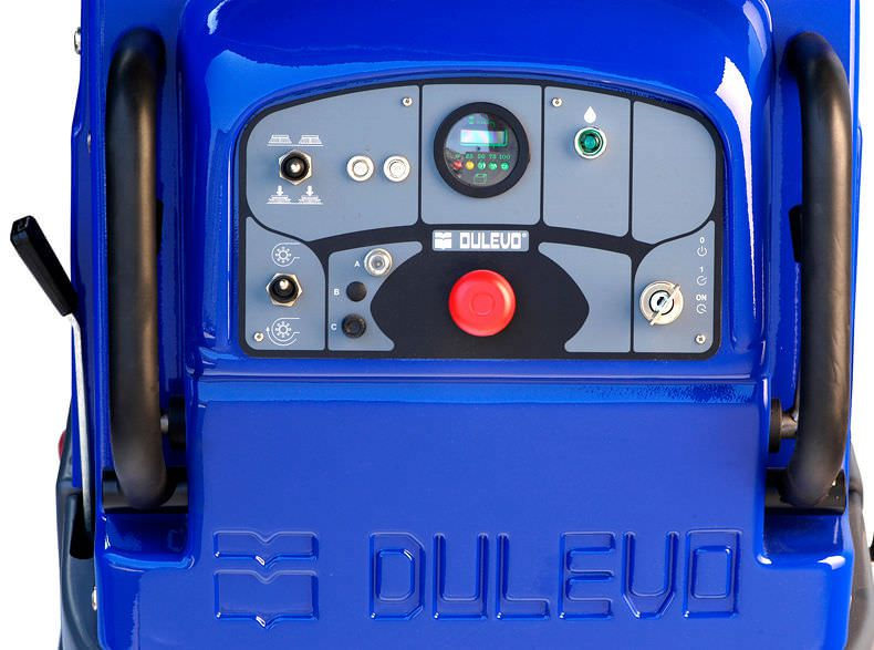 Walk-behind scrubber-dryer / for healthcare facilities Dulevo H810 Dulevo