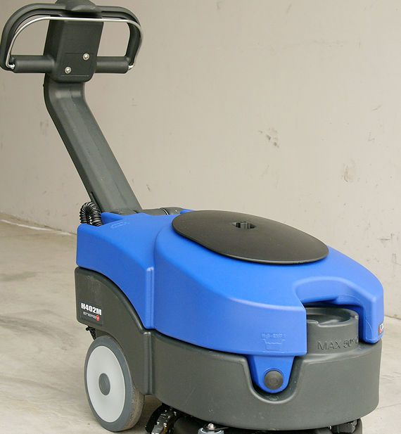 Walk-behind scrubber-dryer / for healthcare facilities Dulevo H402 Dulevo