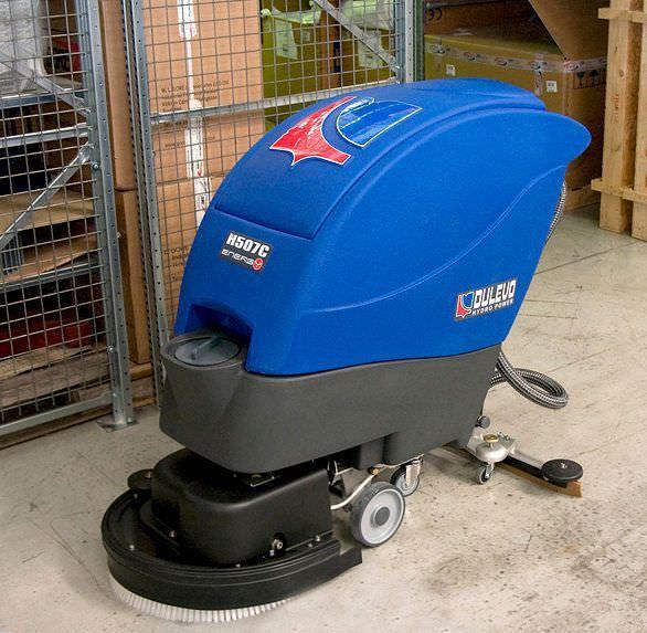 Walk-behind scrubber-dryer / for healthcare facilities Dulevo H507 Dulevo