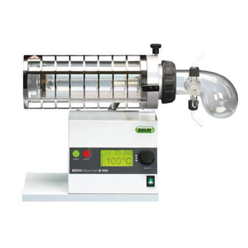 Vacuum laboratory drying oven / compact B-585 Büchi