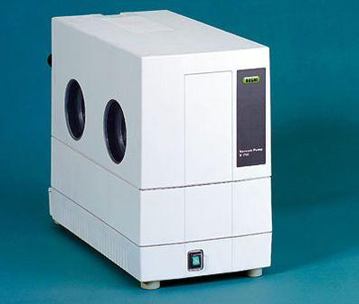 Rotary evaporator vacuum pump / laboratory V-710 Büchi