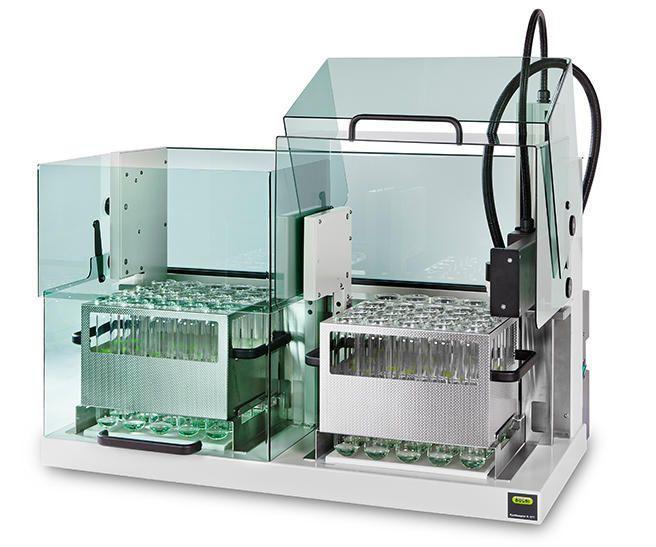 Laboratory digester K-376, K-377 Büchi