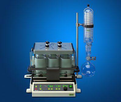Parallel evaporator / laboratory Syncore® Analyst Büchi