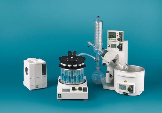 Rotary evaporator / laboratory Rotavapor® R-210 Büchi