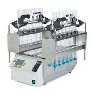Laboratory infrared digester (Kjeldahl type) SpeedDigester K-439 Büchi