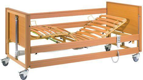 Homecare bed / electrical / on casters / height-adjustable Dyna-Form™ Residential Direct Healthcare Services