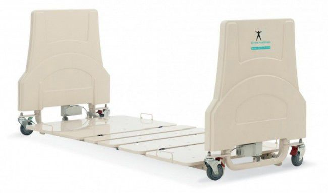 Nursing home bed / electrical / 5 sections Dyna-Form™ LC Floorline 600 Direct Healthcare Services
