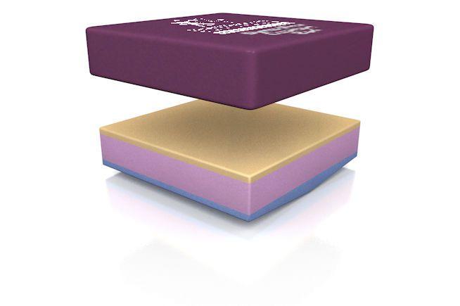 Anti-decubitus cushion / visco-elastic / foam Dyna-Flex™ Bari Direct Healthcare Services