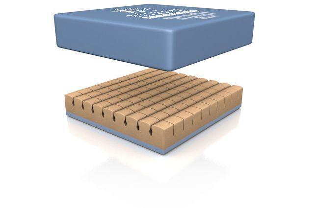 Wheelchair cushion / anti-decubitus / foam Dyna-Pad™ Superior Bari Direct Healthcare Services