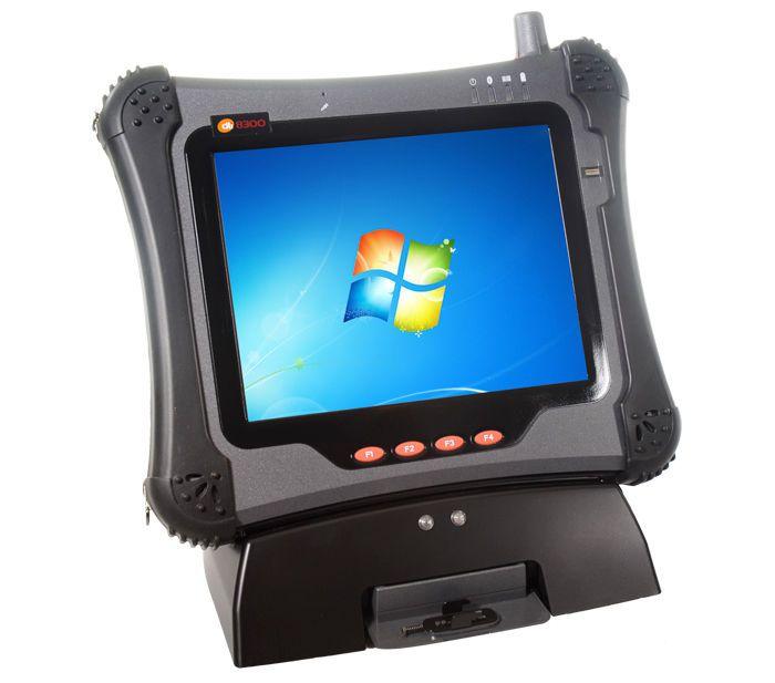 Rugged medical tablet PC DLI 8300 DLI