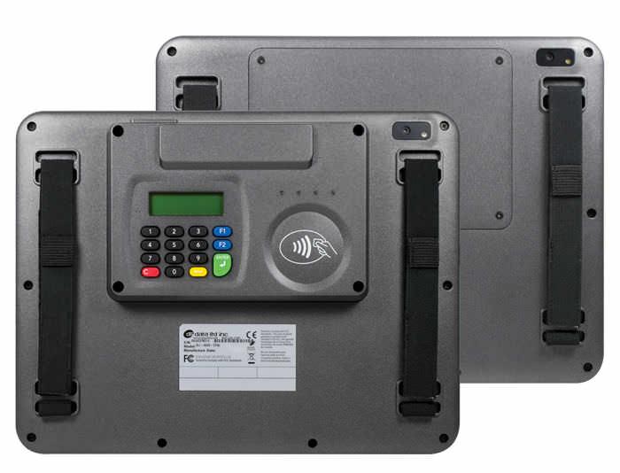 Rugged medical tablet PC DLI 9000 DLI