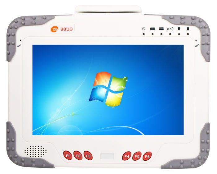 Rugged medical tablet PC DLI 8800 DLI