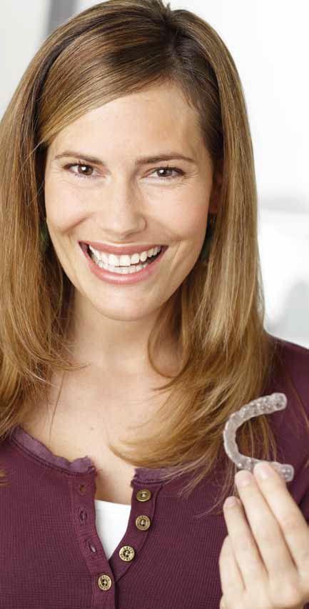Orthodontic brace Invisalign Align Technology