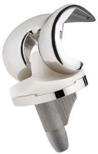 Three-compartment knee prosthesis / mobile-bearing / traditional Unity Knee™ Corin