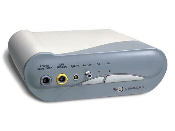 Polysomnograph with EEG POLYPRO™ YH-2000 PSG SERIES BMC Medical Co., Ltd.