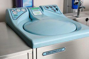 Macerator medical waste Incomatic DDC Dolphin