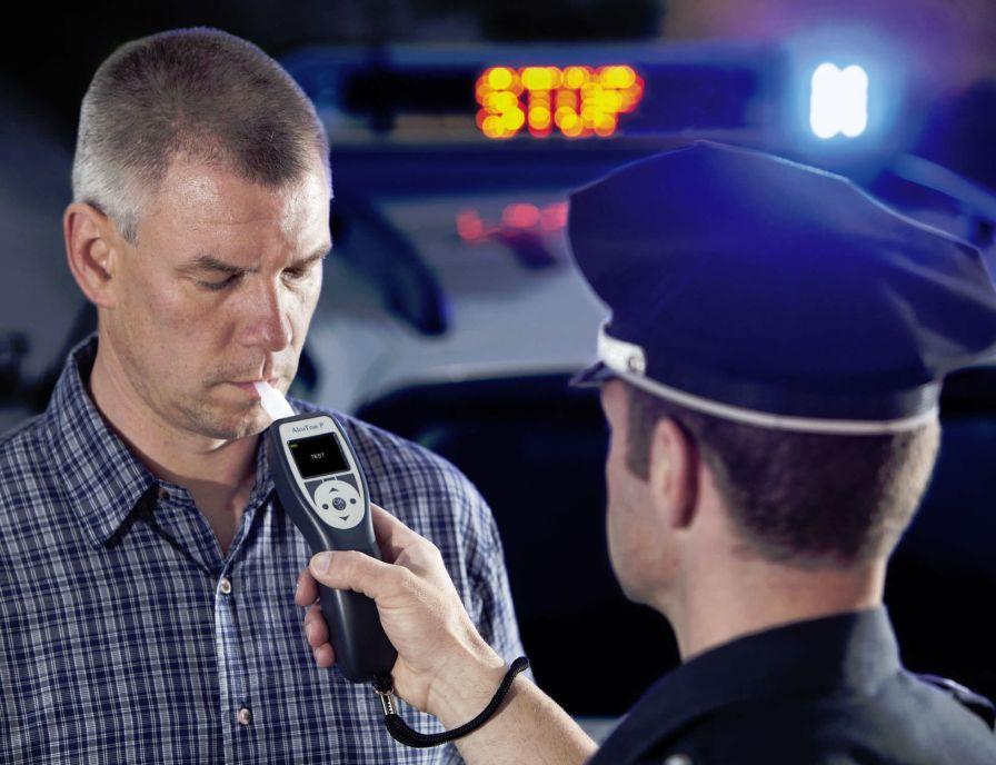 Alcohol breath tester digital AlcoTrue ® P Bluepoint Medical