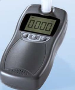 Alcohol breath tester digital AlcoTrue® E Bluepoint Medical