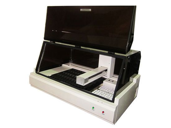 Staining automatic sample preparation system / immunohistochemistry / bench-top AIHS 620 Amos scientific