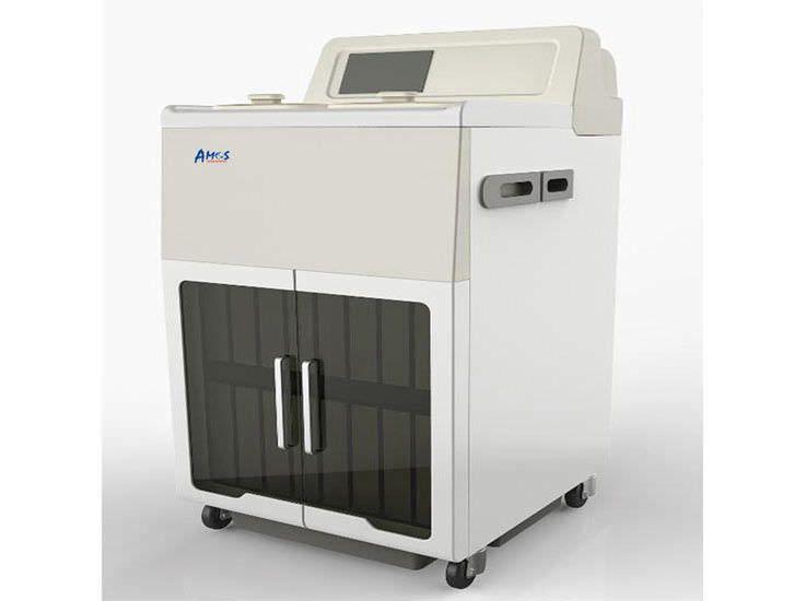 Tissue automatic sample processor / for histology / vacuum AVTP 2500 Amos scientific