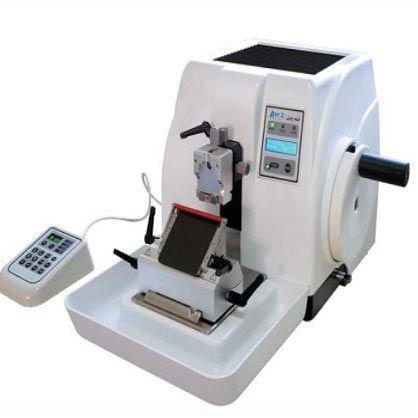 Rotary microtome / semi-automatic AEM 460 Amos scientific