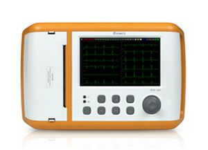 Digital electrocardiograph / 12-channel / portable BCM-600 Bionics Corporation