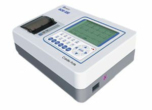 Digital electrocardiograph / 3-channels BCM-300 Bionics Corporation
