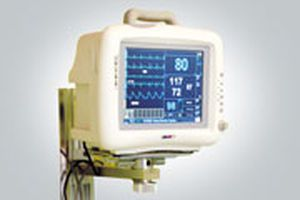 Compact multi-parameter monitor / transport PHOEBE 3F Medical Systems