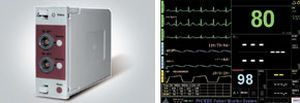 IBP module for multi-parameter monitor 3F Medical Systems
