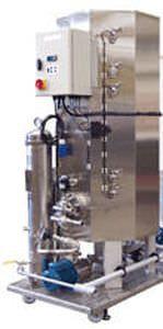 Water purification system reservoir BMM Weston