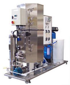 Healthcare facility water purification system / reverse osmosis BMM Weston