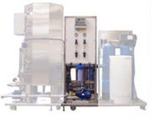 Laboratory water purification system BMM Weston
