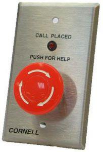 Nurse call system E-108A Cornell